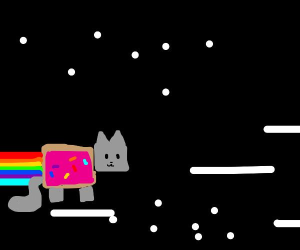 Nyah cat I space