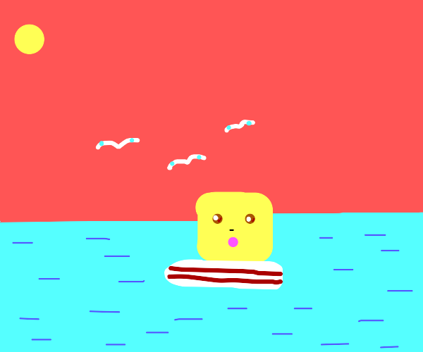surfing derpy pikachu