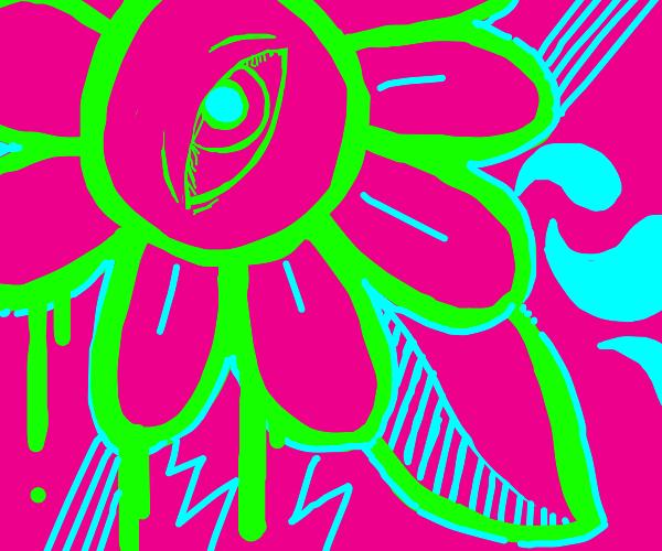 LSD flower