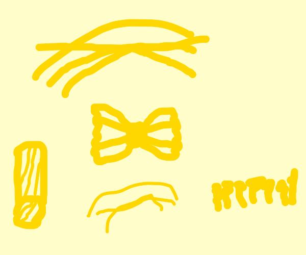 sad pasta