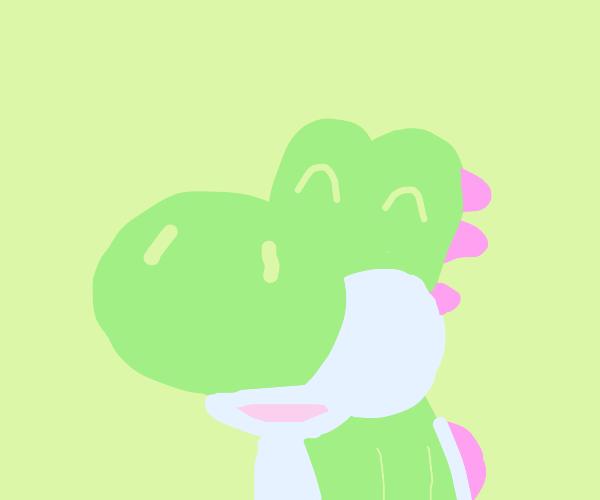 Happy yoshi