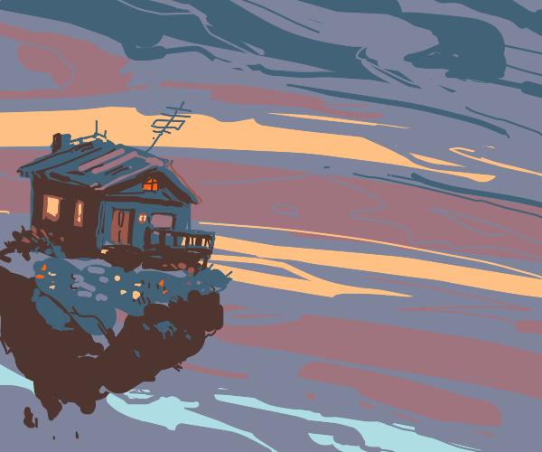 Cabin on Jupiter