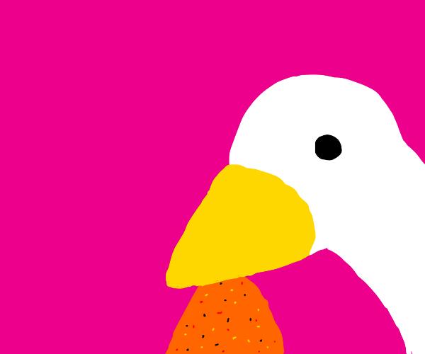 Untitled Goose LOVES Doritos!