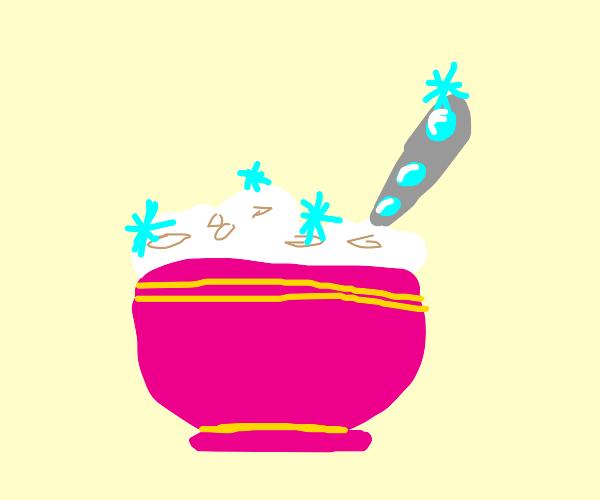 Gaudy Rice