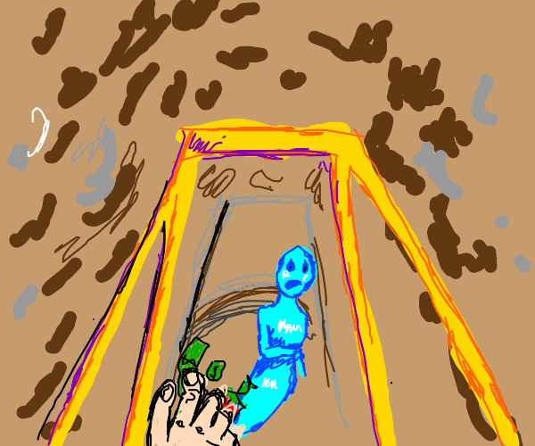 Robbing the ghost seam mine