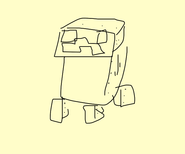 mecha creeper