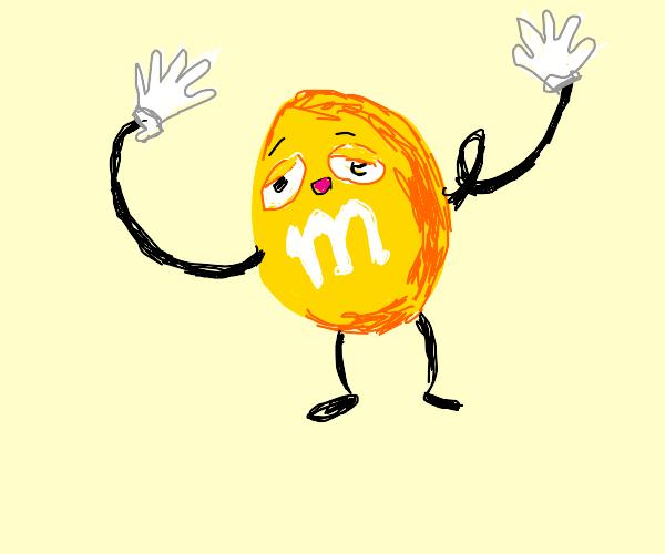long arm M&M