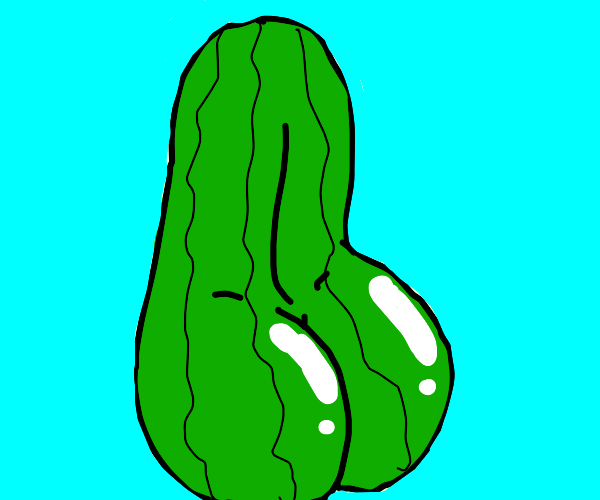 Bootylicious pickle