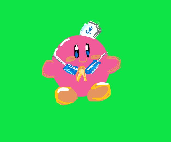 Sailor Kirby