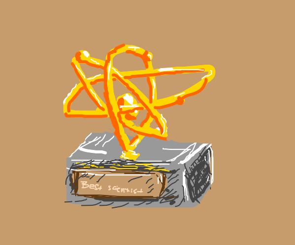 best scientist award