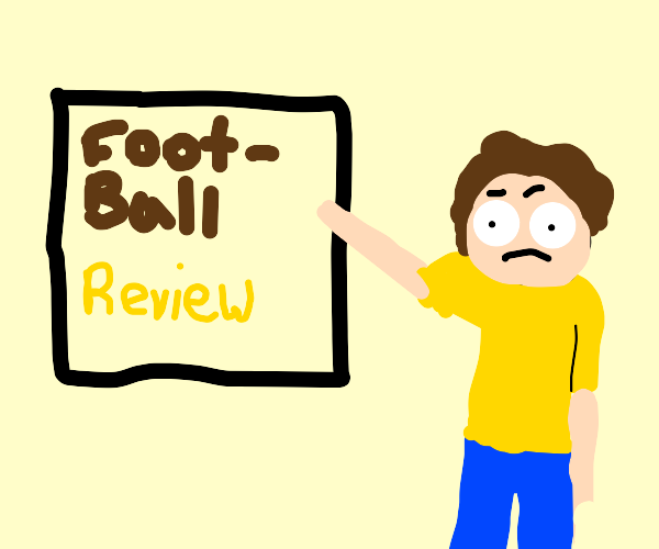 morty reviews earth football