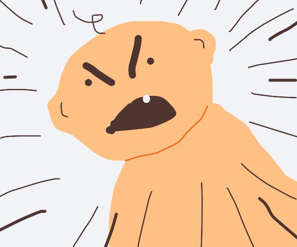 angry ass fetus