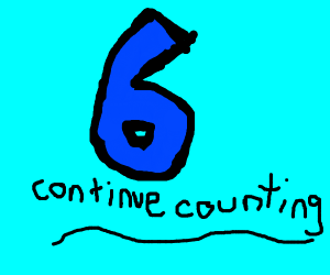 P.I.O 5(continue counting)
