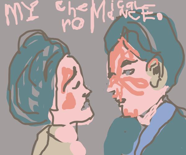 My chemical romance 3 cheers 4 sweet revenge