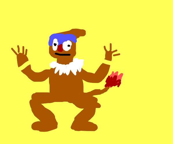 Mandrill Pokemon