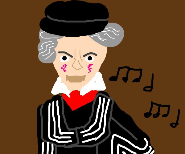 Beethoven Slav