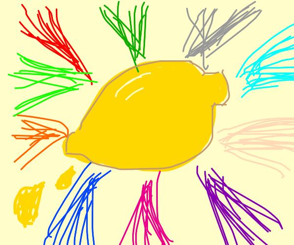 Magical Lemon