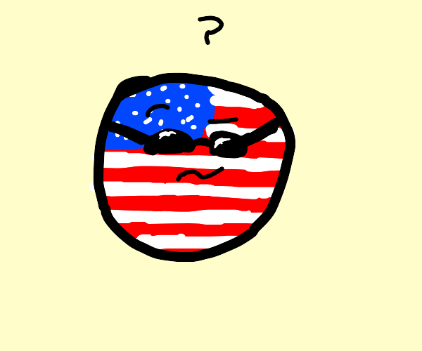 Us ball is confused
