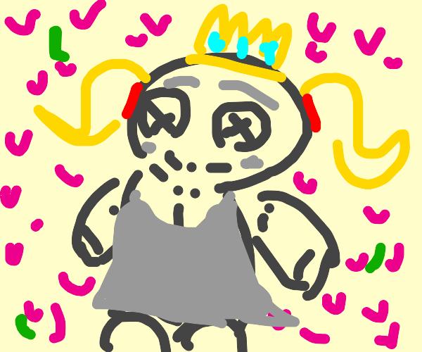 Princess Bean!!!