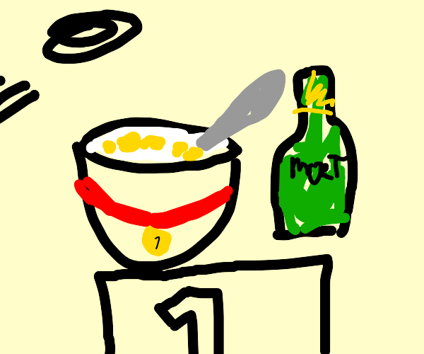 Cereal Olympian