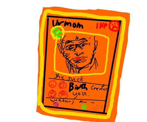 New Pokémon cards