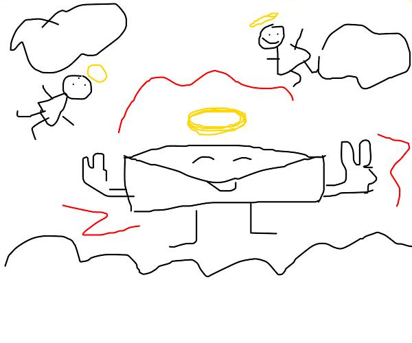 holy envelope