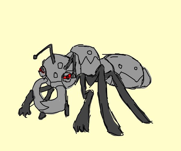 Pokémon but it's an ant