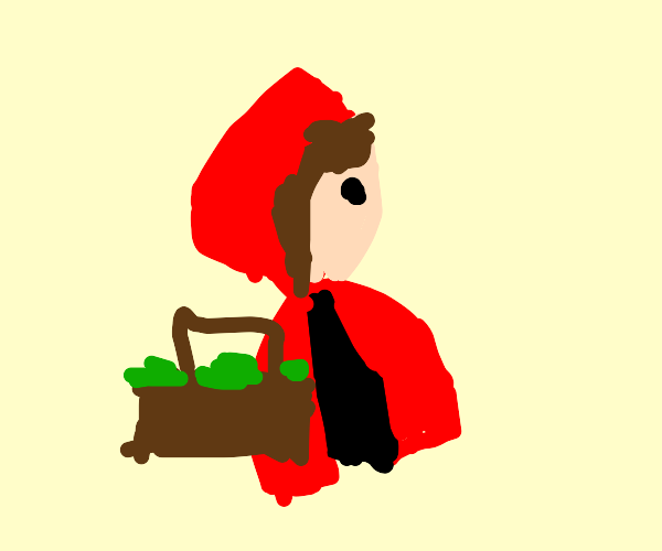 Wealthy Red Riding Hood