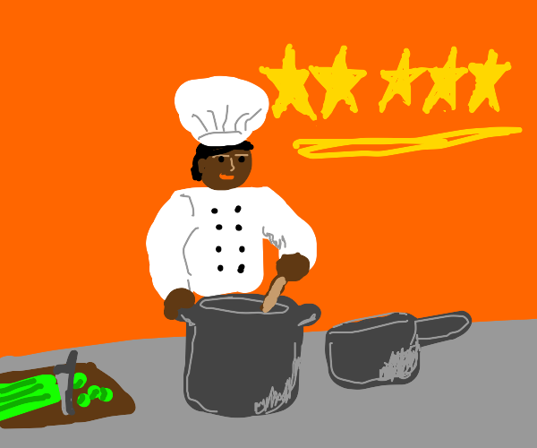 5 star cook