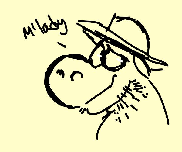Neckbeard Moomin