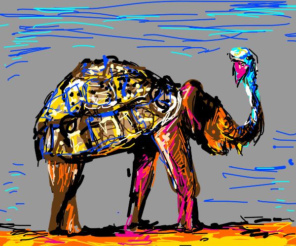 Elephant chimera