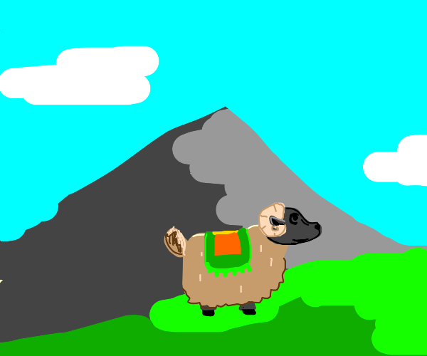 Ram mount/rideable