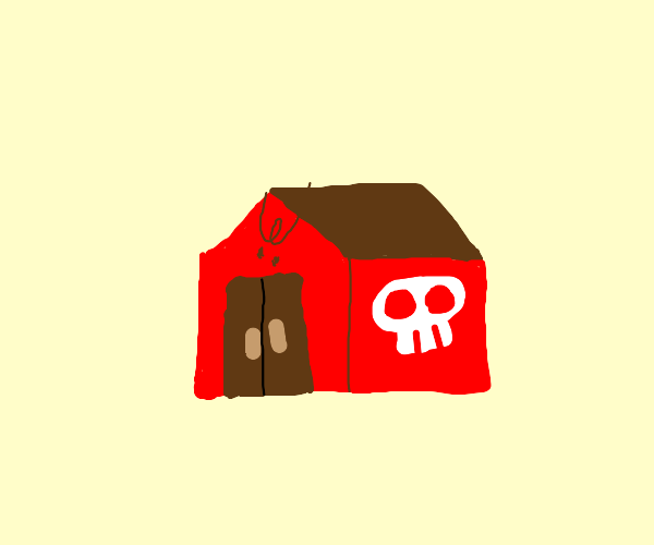 Angry shed of death
