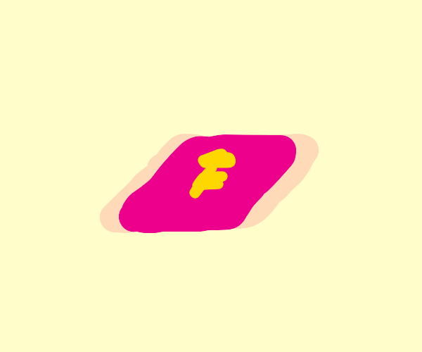Key on a poptart