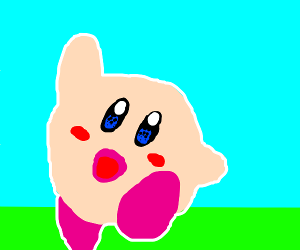 The one and only Kirby