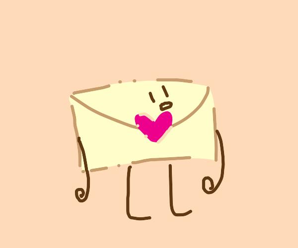 Sentient Letter