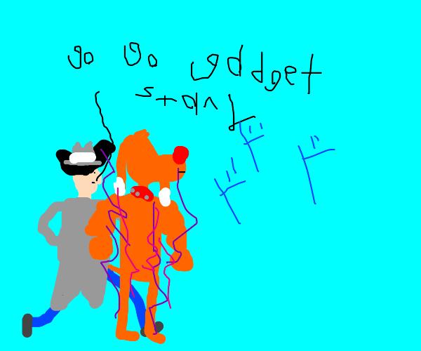 Jojo vs inspector Gadget
