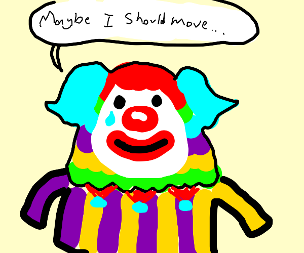 That clown from Animal Crossing