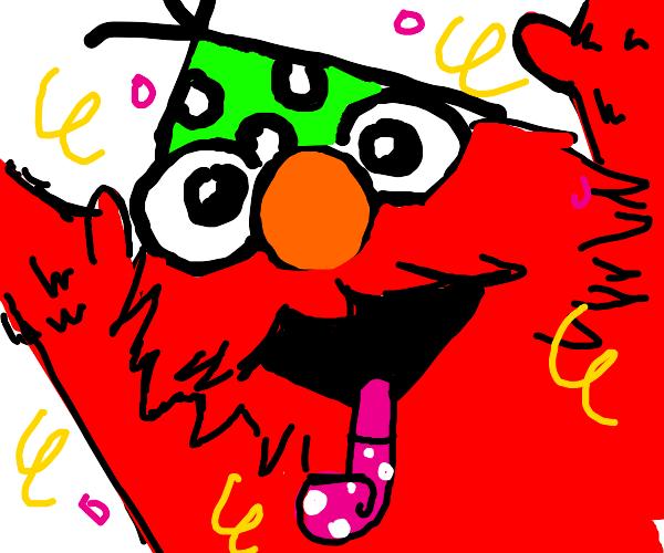 Party Elmo
