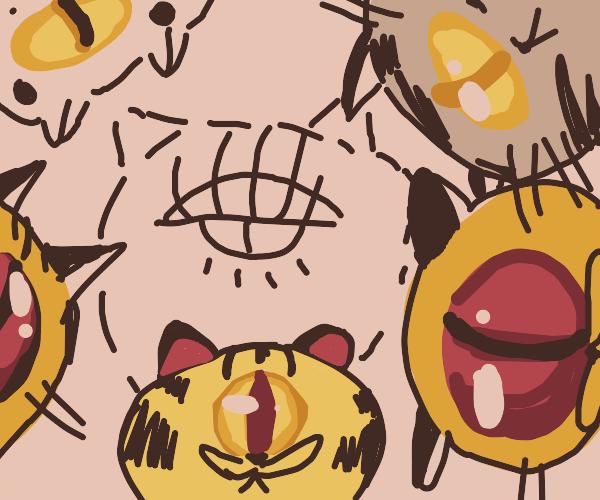 Cyclops cats