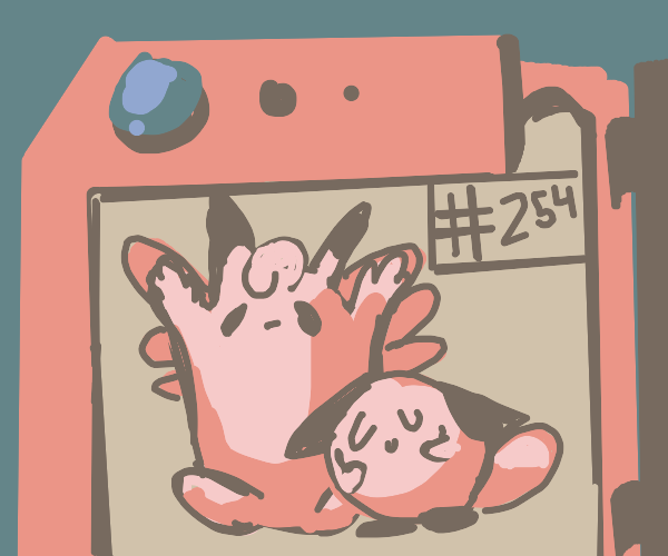 Clefable and Cleffa