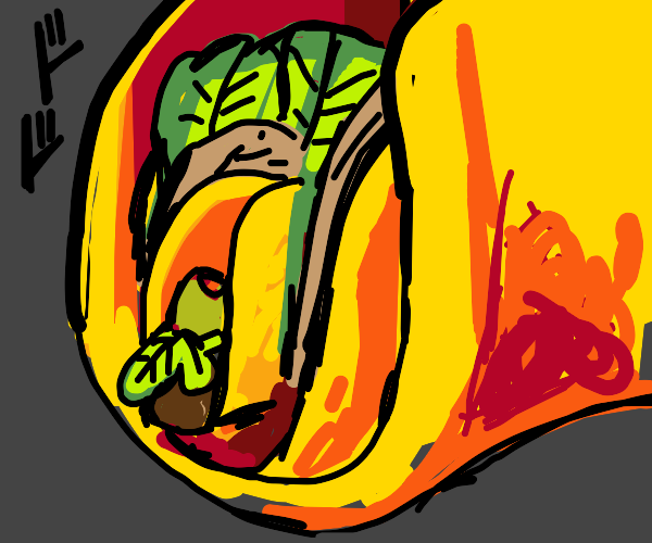 Threatening Taco