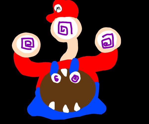 Possessed Mario