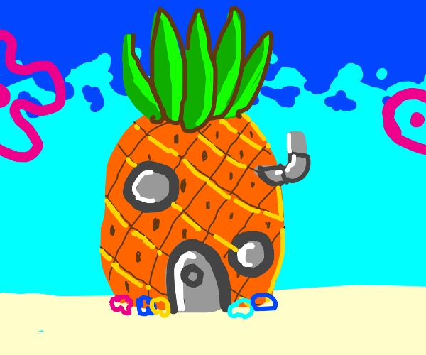 Spongebobs place
