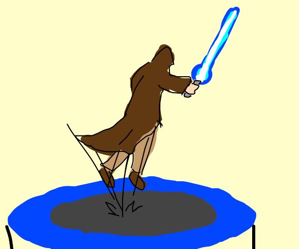 Jedi Bouncing