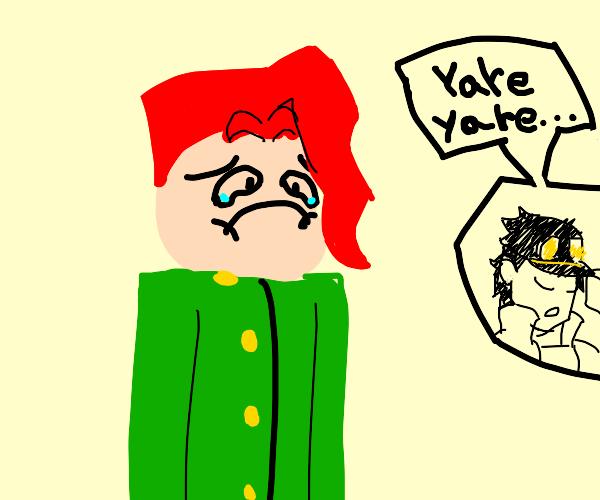 Noriaki is gonna cry
