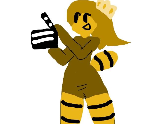 Thicc queen bee directing film