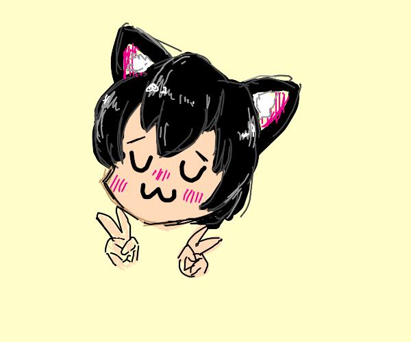 uwu-lookin catboy