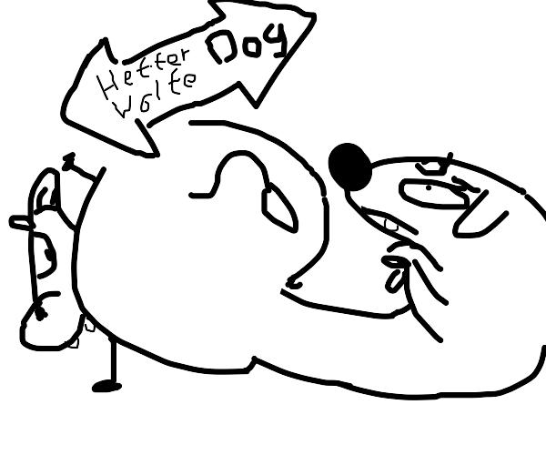 Cow-dog