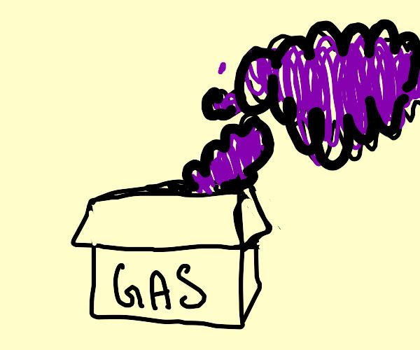 Gas in a Box